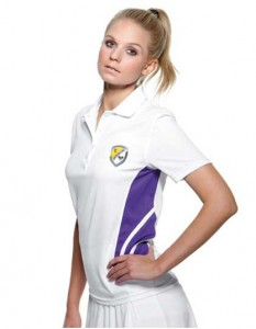 Women's & Men's Training Polo- K947 Game Gear