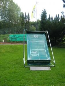 Tri-Tennis-Anlage